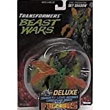 Beast Wars Transformers Fuzors Sky Shadow Transformer Action Figure By Kenner by Kenner