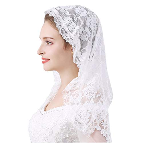 Czy accessories Veil Lace Mantilla Catholic Church Chapel