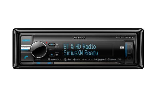Kenwood KDC-BT958HD In-Dash 1-DIN CD USB/AUX MP3 Car Audio Receiver Bluetooth