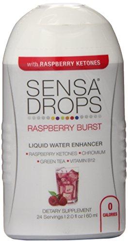 Sensa Raspberry Drops, 2.0 Fluid Ounce