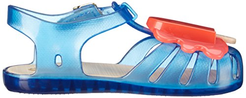 mini BB Aranha Toddler Sandal Slingback VIII Blue Melissa rq8x6wtUr