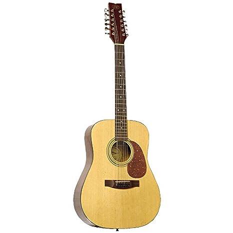 JB reproductor JB20 – 12 de 12 cuerdas guitarra acústica: Amazon ...