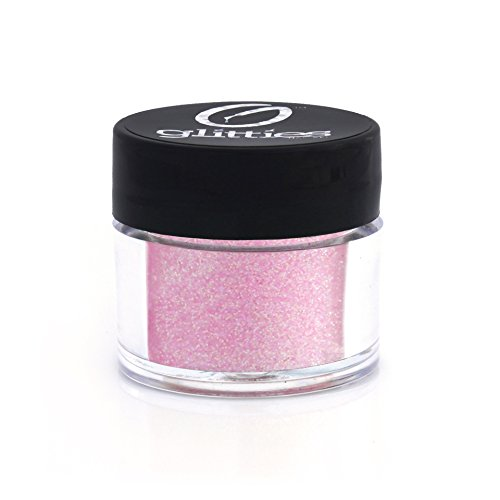 Pink Flamingo - Iridescent Light Pink Fine Glitter Powder .008