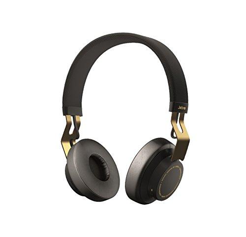Jabra Move Wireless Stereo Headphones - Gold