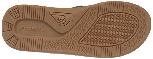 Quiksilver Men's Coastal Oasis Ii Athletic Sandal Brown/Brown/Brown hTVh99