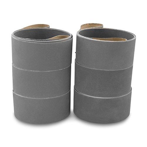 silicon carbide sanding belts - 9