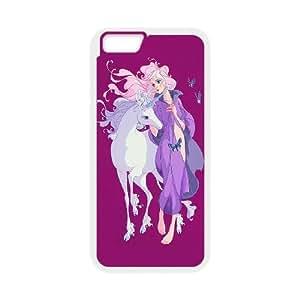 "unicorn,Pegasus Horse art Hard Plastic phone Case Cover For Apple Iphone 6,4.7"" screen Cases ZDI130920"