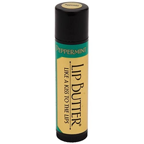 Honey House Lip Butter Tube 0.15 Oz. - Peppermint Set of 6 by Honey House