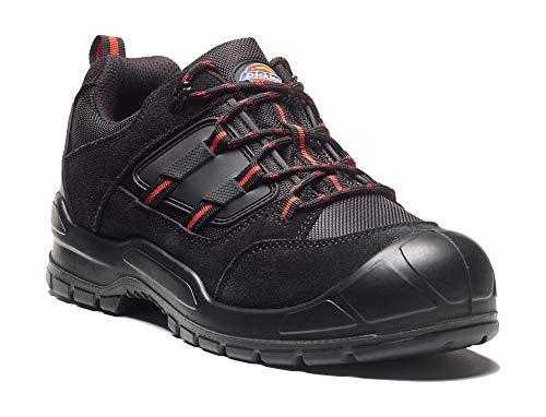 Dickies Workwear Herren Schuhe EVERYDAY SCHUH Black/Red
