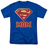 Superman-Super Mom T-Shirt Size L