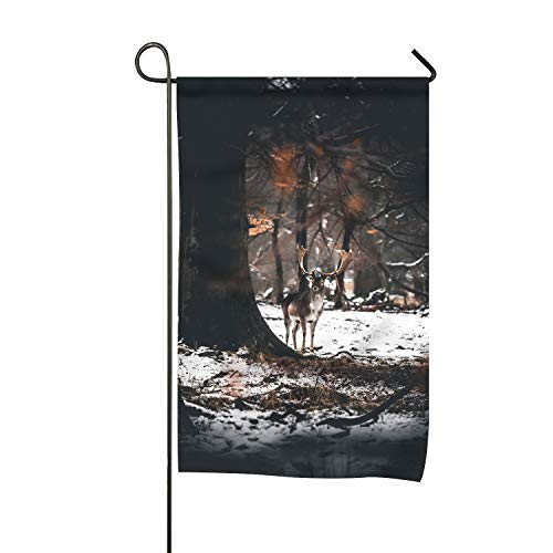 Seasonal Garden Flag 28 x 40 inch Large Holiday Yard Flags -
