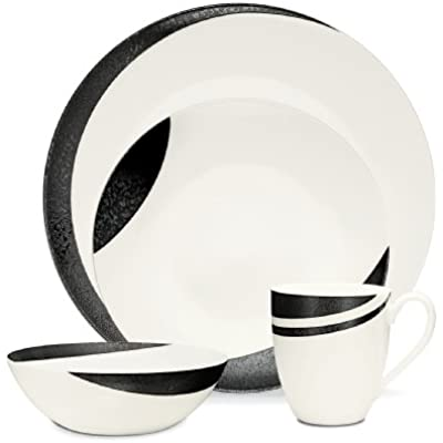 Click for Noritake Metaal 4-Piece Place Setting