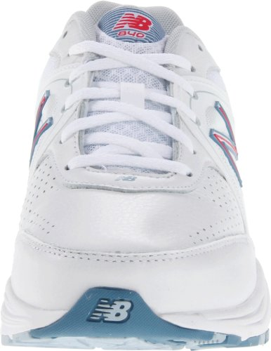 Pink Control UK Walking White 2E Shoes 8 Balance New Width UK 5 Motion Womens 840 with HwaZHIqf