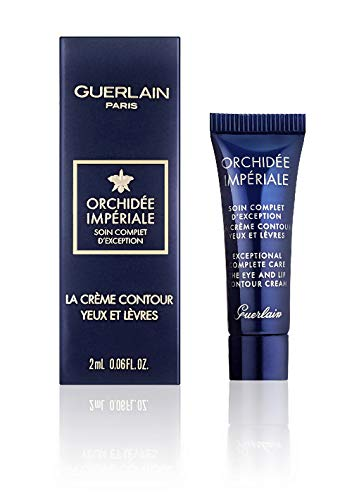 Guerlain Orchidee Imperiale The Eye & Lip Contour Cream (Deluxe Sample)