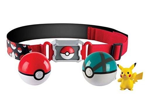 Pokémon Clip 'N' Carry Poké Ball Belt (Design A Pokemon Trainer)