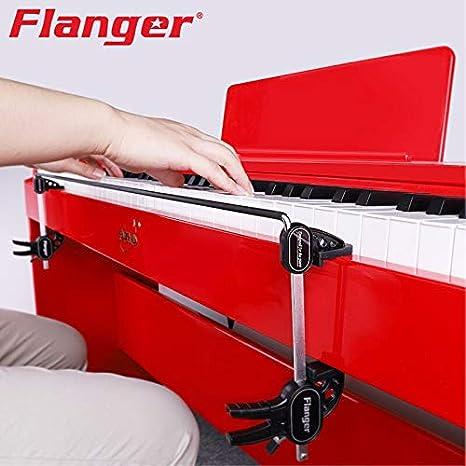 Muñequeras de pianista de acero inoxidable para pianista, ortopédico, corrector de gestos para principiantes y niños