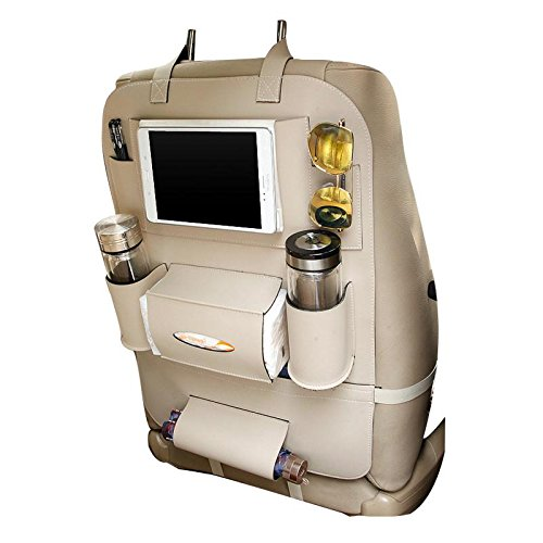 2 opinioni per Kobwa Protezioni/ Organizer Sedile Posteriore Con Tasca Per IPad Tablet, Ideale