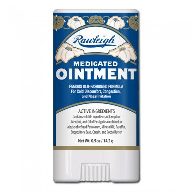 Medicated Ointment Cream - Stick 0.5 oz Paste - by WT ()