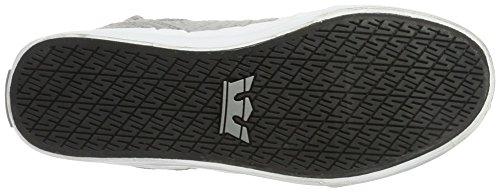 Homme Haute grey Cayman Grau Sneakers Skytop Supra W8Oqn4Tqz
