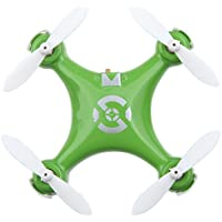 Cheerson CX-10 Mini Drone 2.4G 6-Axis Gyro RC Quadcopter Toys for Kids (Green)
