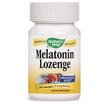 Image Unavailable. Image not available for. Color: Natures Way Melatonin 2.5 Mg