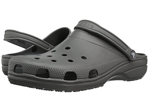 Crocs Classic Mule Slate Grey - 9 US Men/ 11 US Women M US by Crocs