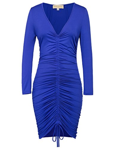 Ruched Dress - 1