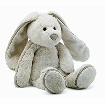 Plush Piper Medium Cream Bunny 15
