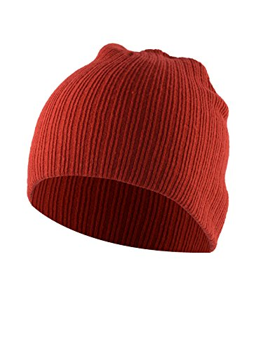 Red Beanie Kids (American Trends Unisex Baby Newborns Knitted Caps Cute Soft Toddler Cotton Beanies Winter Warm Hat Wine Red)
