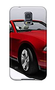 Premium Ford Mustang Convertible Back Cover Snap On Case For Galaxy S5