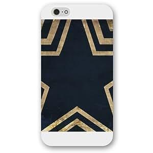 "UniqueBox Customized NFL Series Case for iPhone 6+ Plus 5.5"", NFL Team Dallas Cowboys Logo iPhone 6 Plus 5.5 WANGJING JINDA"