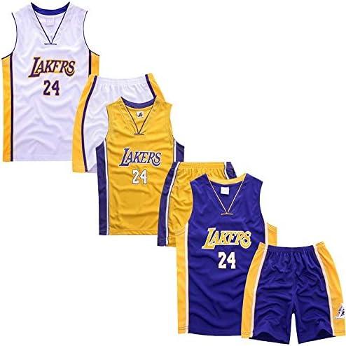 3 Pack -Children's Jersey - NBA Los Angeles Lakers #24 Kobe Bryant ...
