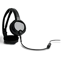 SteelSeries Flux Gaming Headset for PC, Mac, and Mobile Devices (Black)