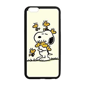 """Peanuts and Snoopy iPhone 6 Plus 5.5 inches Cases-Cosica Provide Superior Cases For iPhone 6 Plus 5.5"""""""