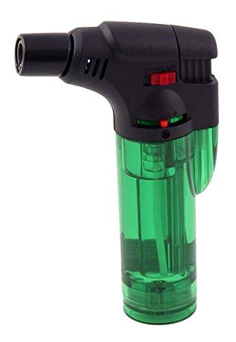 GStar® TorchZilla Series Windproof Jet Flames Butane Torch Lighter ()