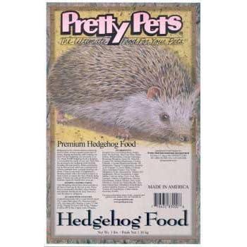 Pretty Pets Premium Headgehog Food 3LB