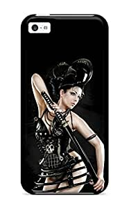 Durable Protector Case Cover With Artistic Hot Design For Iphone 5c