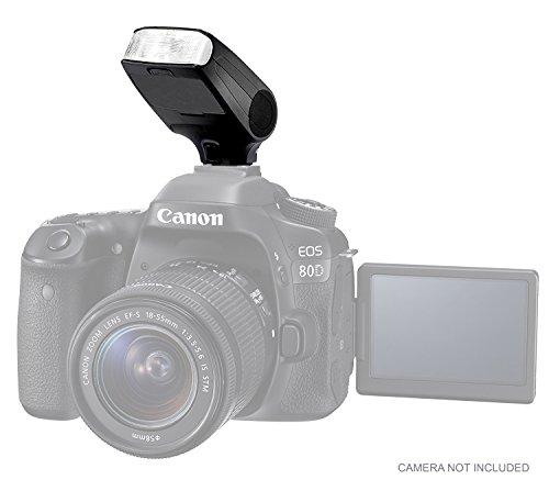 Compact Bounce & Swivel Flash (i-TTL) For Nikon D90
