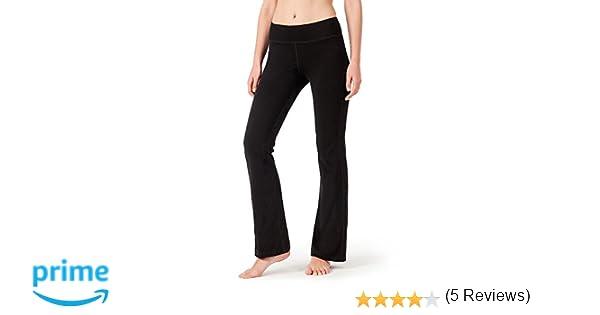 NAVISKIN Pantalones de Yoga para Mujer Pants de Pilates Bolsillos Elástico Transpirable Ideal para Danza Correr Trotar Ejercicio Aeróbico Pilates ...