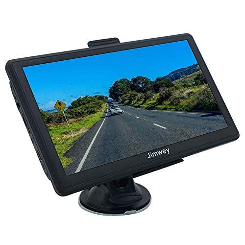 SAT NAV GPS Navigation System, 7 inch 8GB 256MB Jimwey Car Truck Lorry Satellite...