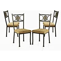 Steve Silver Company Carolyn Side Chairs, set of 4