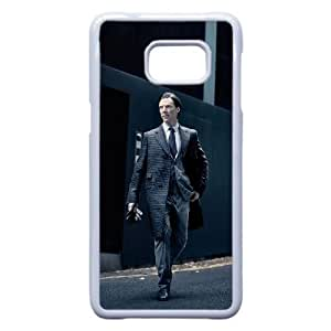 Benedict Cumberbatch 013 Samsung Galaxy Note 5 Edge Cell Phone Case White Protective Cover