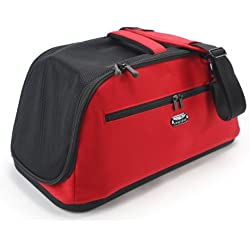 Sleepypod Air In-Cabin Pet Carrier, Strawberry Red