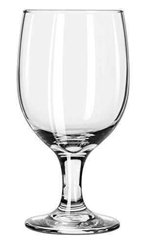 Libbey 3711 Embassy Brandy, 11.5 oz, 6.125'' Height, 3.25'' Width, 6.125'' Length, Medium, Clear (Pack of 24)