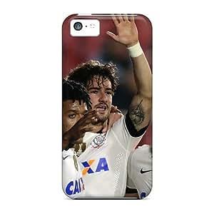 New Design Shatterproof VLeHDKU2702dznMG Case For Iphone 5c (corinthians Alexandre Pato And His Team)
