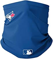 Toronto Blue Jays MLB Blank FOCO Adult Face Covering Head Band Mask Team On Field Gaiter Scarf
