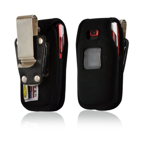Samsung A437, A436 Turtleback HD Case with Removable Metal Clip ()