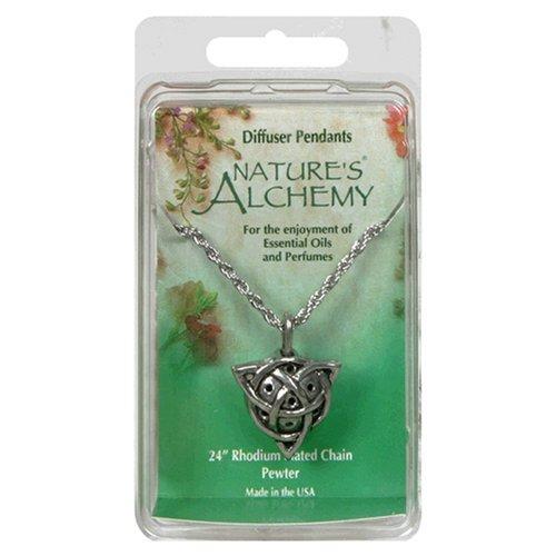 Nature's Alchemy Celtic Diffuser Pendant, 1 Pendant