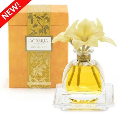 GOLDEN CASSIS Triple Flower Agraria AirEssence Diffuser - 7.4 oz