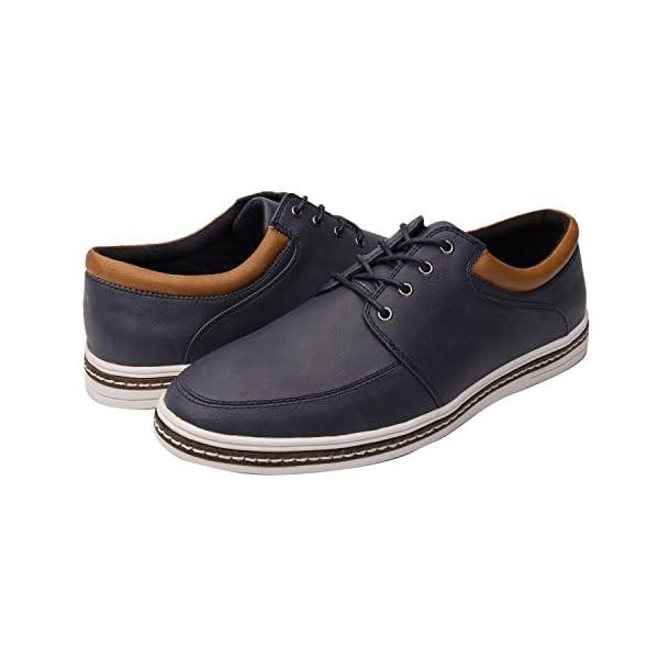 GLOBALWIN Mens M1627 Fashion Sneakers